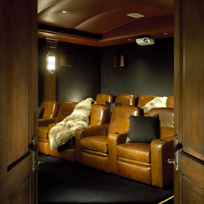 Aspen Highlands Ski in Ski Out Home with Fully intgegrated ten seat home theater